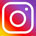 Logo mit Link zu Instagram, die Video- & Foto-Sharing-App